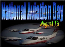 National Aviation Day August 19