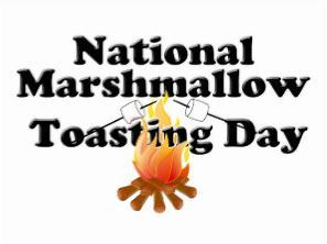 National Marshmallow Toasting Day