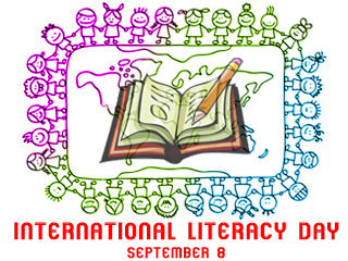 International Literacy Day September 8