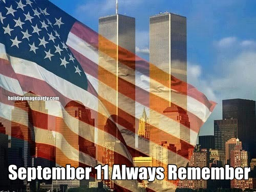 September 11 Always Remember