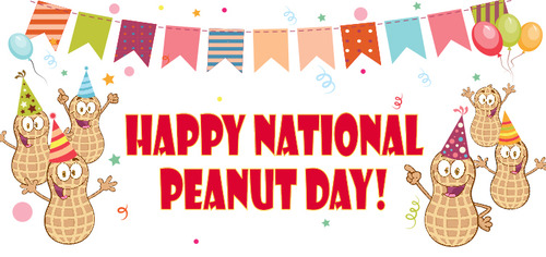 Happy National Peanut Day!