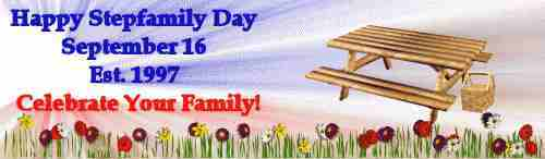 Happy Stepfamily Day September 16
