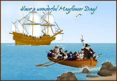Have a wonderful Mayflower Day