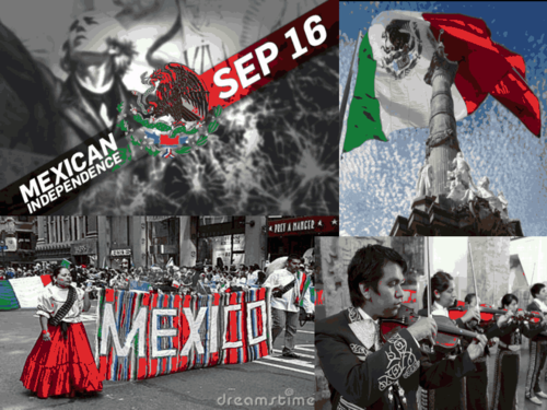 Mexican Independence Sep 16