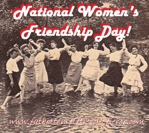 National Women's Friendship Day