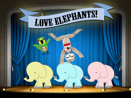 Love Elephants
