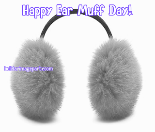 Happy Ear Muff Day!