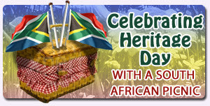Celebrating Heritage Day