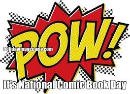 It's National Comic Book Day