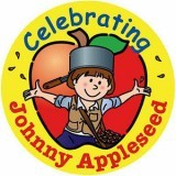 Celebrating Johnny Appleseed