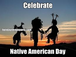 Celebrate  Native American Day