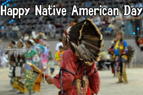 Happy Native American Day