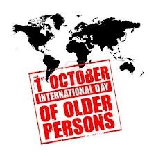 1st October International Day Of Older Persons