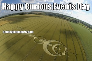 Happy Curious Events Day