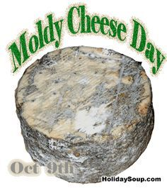 Moldy Cheese Day