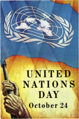 United Nations Day October 24