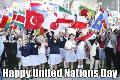 Happy United Nations Day