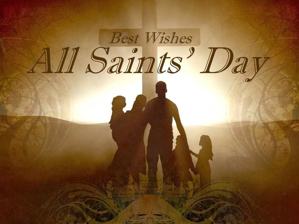 Best Wishes All Saints Day