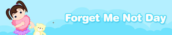 Forget Me Not Day