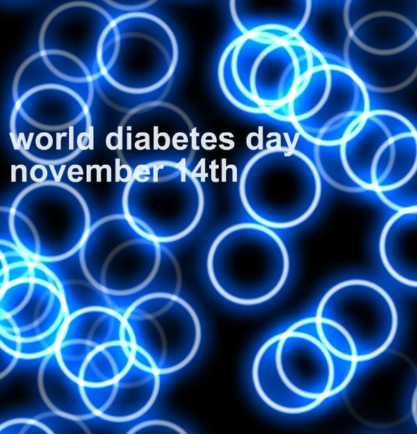 World Diabetes Day November 14th