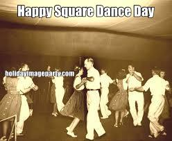 Happy Square Dance Day