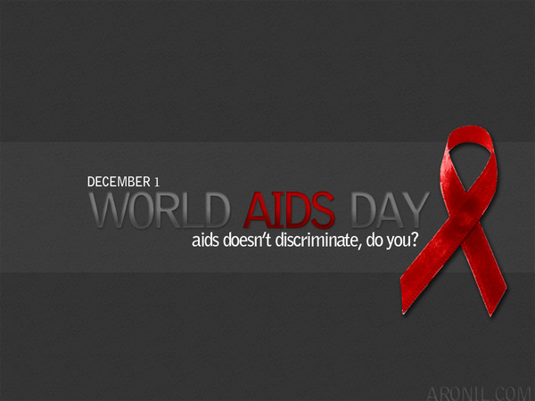 December 1 World Aids Day