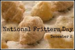 National Fritters Day December 2