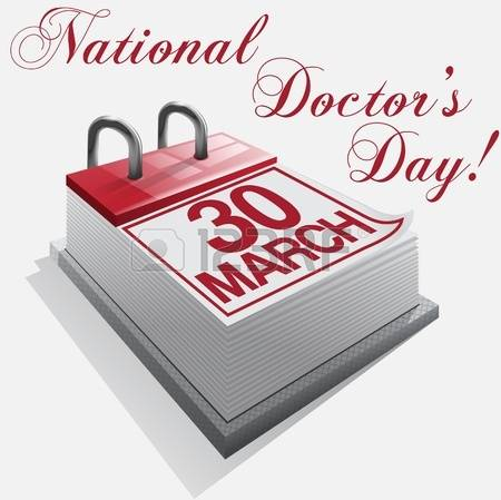 National Doctor's Day 30 March