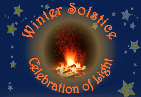 Winter Solstice Celebration of Light