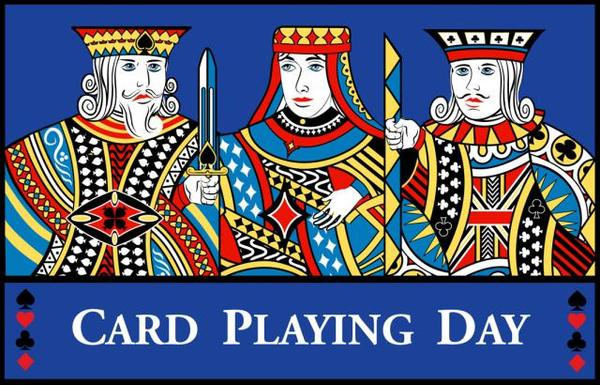 Card Playing Day