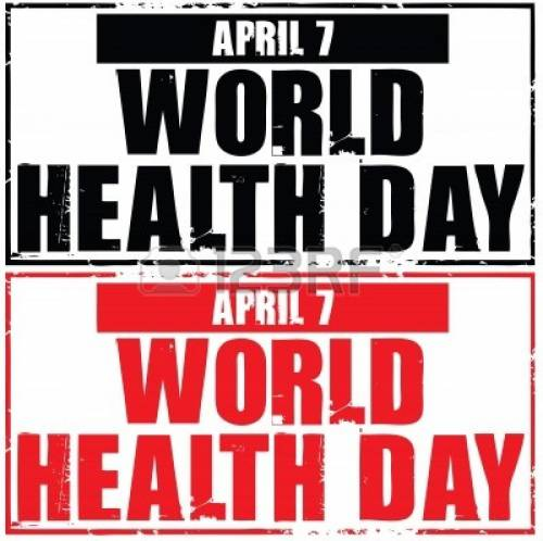 April 7 World Health Day