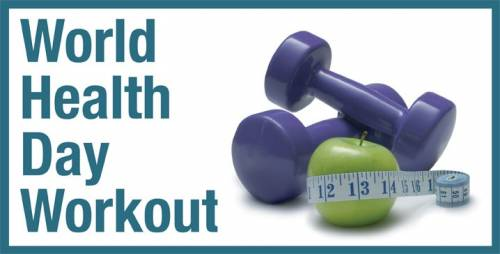 World Health Day Workout