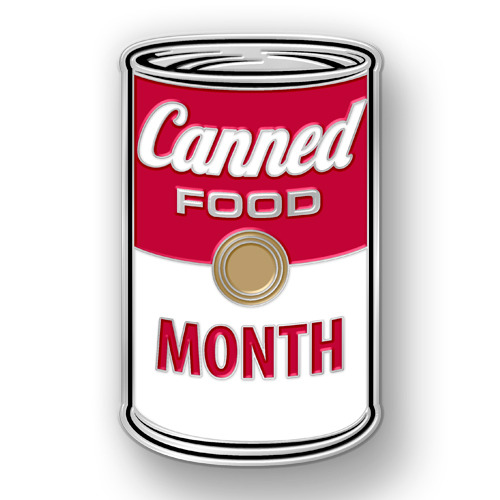 Canned Food Month