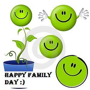 Happy Family Day :)