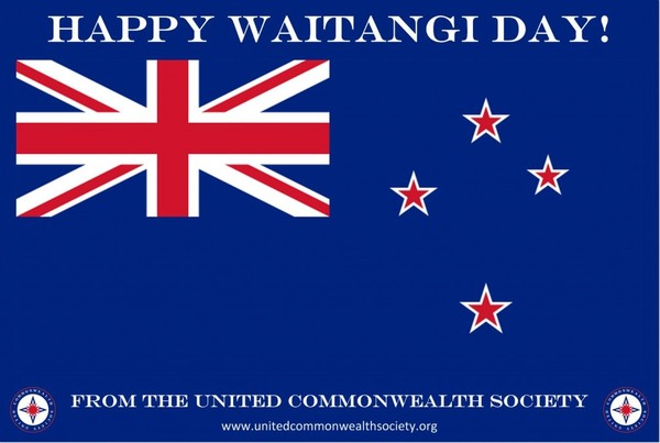 Happy Waitangi Day