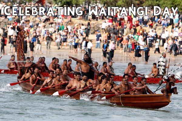 Celebrating Waitangi Day