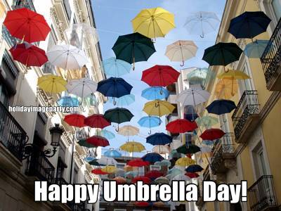 Happy Umbrella Day!