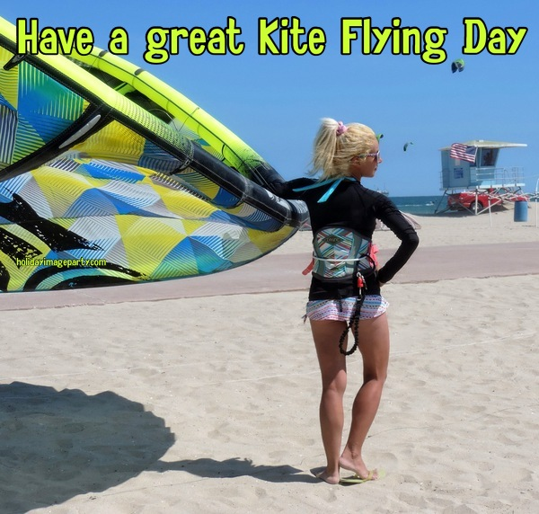 Have a great Kite Flying Day