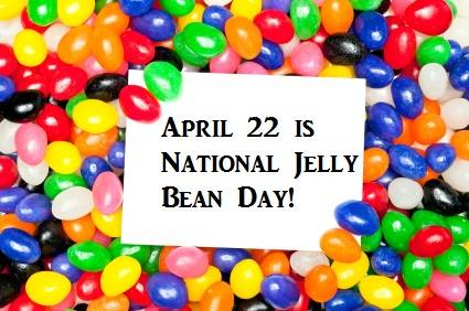 April 22 is National Jelly Bean Day!