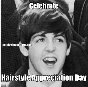 Celebrate Hairstyle Appreciation Day