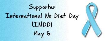 International No Diet Day May 6
