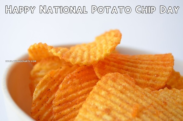 Happy National Potato Chip Day