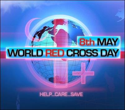 8th May world red cross day