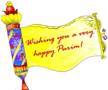 Wishing you a very Happy  Purim