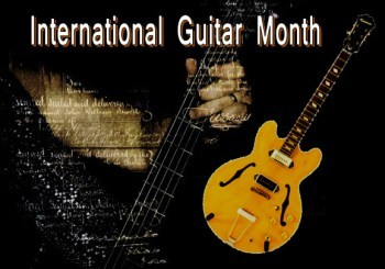 International Guitar Month