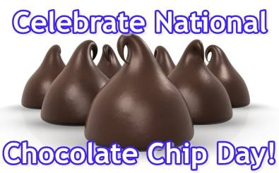 Celebrate National Chocolate Chip Day!