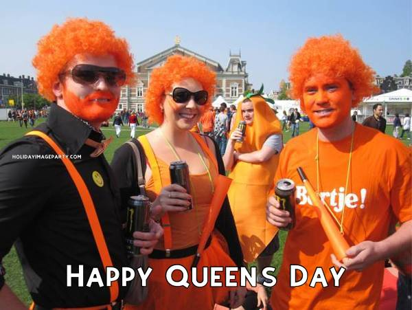 Happy Queen's Day