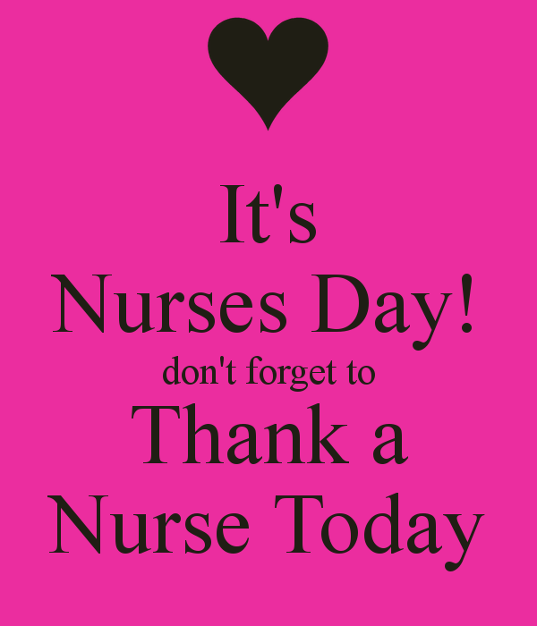 It's Nurses Day