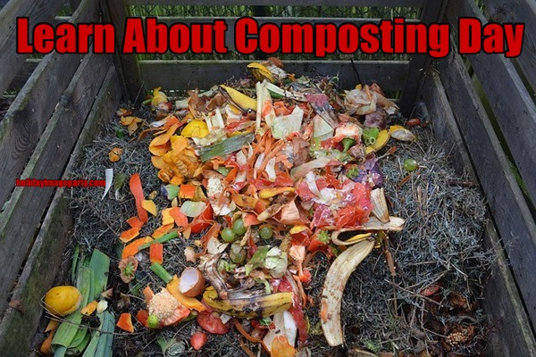 Learn About Composting Day