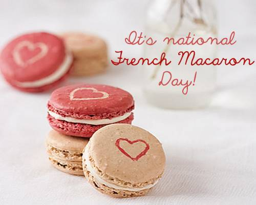 It's National Macaroon Day!